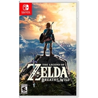 Nintendo Switch The Legend of Zelda BOTW  Videojuego