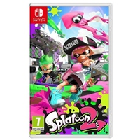 Nintendo Switch Splatoon 2  Videojuego