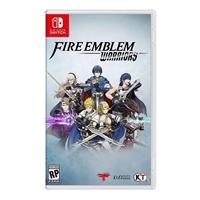 Nintendo Switch Fire Emblem Warriors – Videojuego