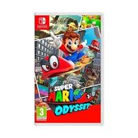 Nintendo Switch Super Mario Odyssey  Videojuego