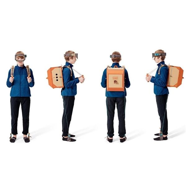 Nintendo Labo Kit de Robot Toy-con para Nintendo Switch
