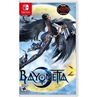 Nintendo Switch Bayonetta 2 – Juego