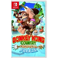 Nintendo Switch Donkey Kong Tropical Freeze  Videojuego