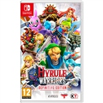 Nintendo Switch Hyrule Warriors: Definitive Edition - Juego