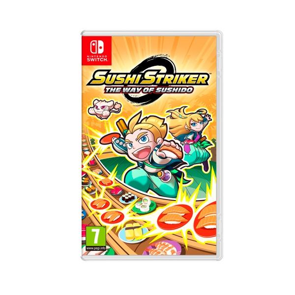 Nintendo Switch Sushi Striker Way of Sushido - Videojuego