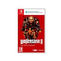 Nintendo Switch Wolfenstein 2  Videojuego
