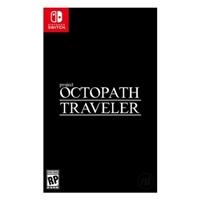 Nintendo Switch Octopath Traveler – Juego