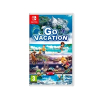 Nintendo Switch Go Vacation  Videojuego