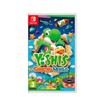 Nintendo Switch Yoshis Crafted World  Videojuego