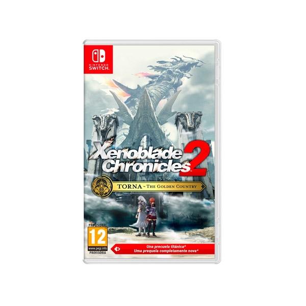 Nintendo Switch Xenoblade Chronicles 2 Torna  Videojuego