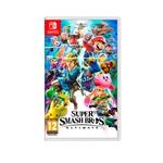 Nintendo Switch Super Smash Bros Ultimate  Videojuego
