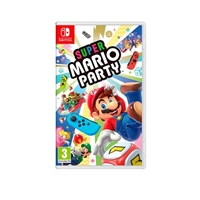 Nintendo Switch Super Mario Party  Videojuego
