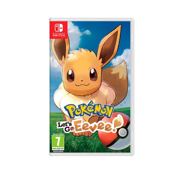 Nintendo Switch Pokémon: Let's Go Eeve! - Videojuego