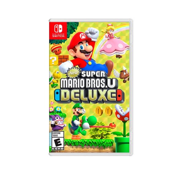 Nintendo Switch New Super Mario Bros U Deluxe  Juego
