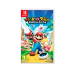 Nintendo Switch Mario + Rabbids - Videojuego