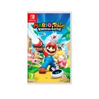 Nintendo Switch Mario  Rabbids  Videojuego
