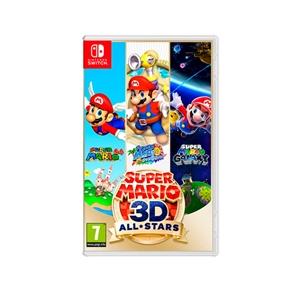 Nintendo Switch Super Mario 3D AllStars Videojuego