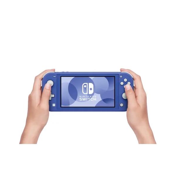 Nintendo Switch Lite Azul  Videoconsola