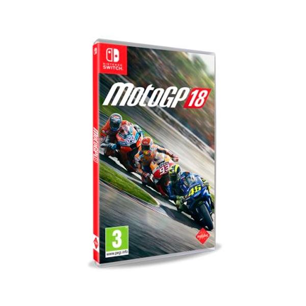 Nintendo Switch Moto GP 18 - Videojuego