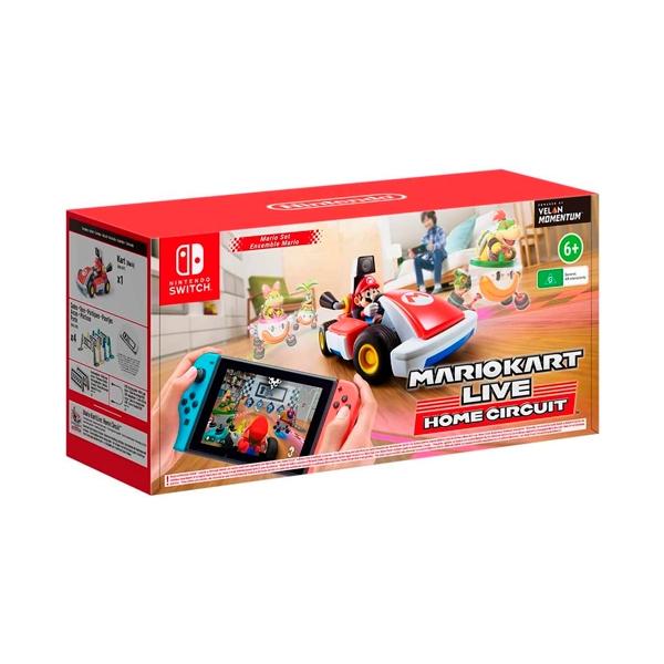 Nintendo Mario Kart Live Home Circuit Mario  Videojuego