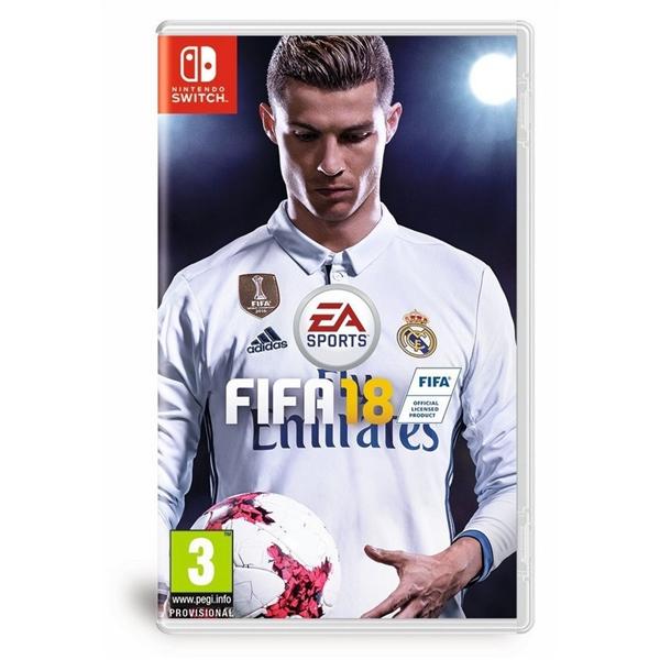 Nintendo Switch Fifa 18 – Videojuego
