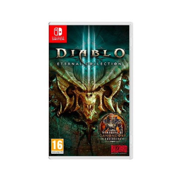 Nintendo Switch Diablo 3 Eternal Collection  Videojuego