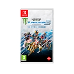 Nintendo Switch Monster Energy Supercross  Videojuego