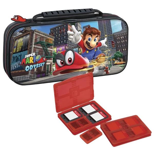 Nintendo Switch Super Mario Odyssey – Funda