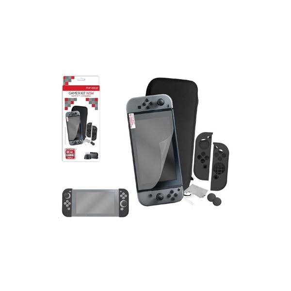 Pack Gamer Kit para Nintendo Switch – Accesorio