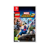 Nintendo Switch Lego Marvel Super Heroes 2 - Videojuego
