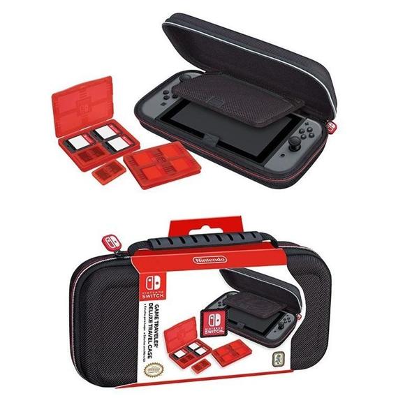 Nintendo Switch Deluxe Travel Case Negra – Funda