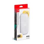 Funda gris  Protector de pantalla para Nintendo Switch Lite