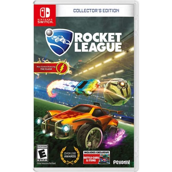 Nintendo Rocket League Collector Edition – Juego