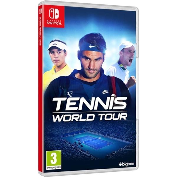 Nintendo Switch Tennis World Tour  Videojuego