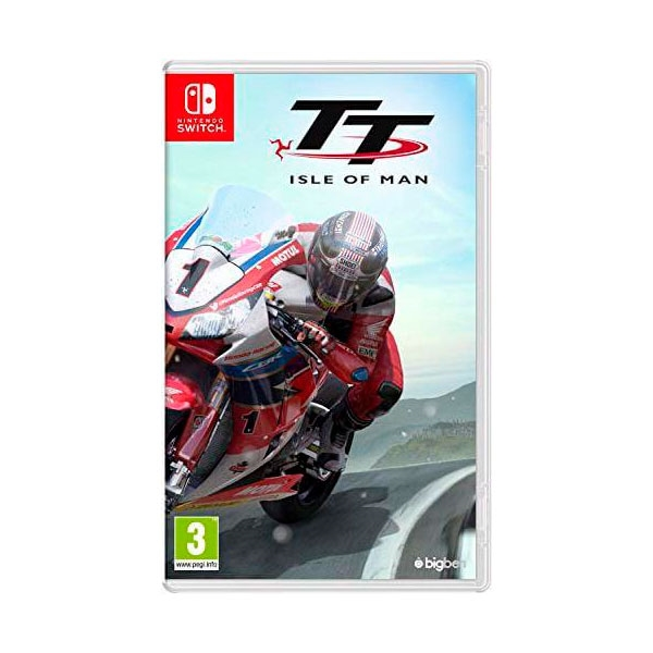Nintendo Switch TT Isle of Man - Videojuego