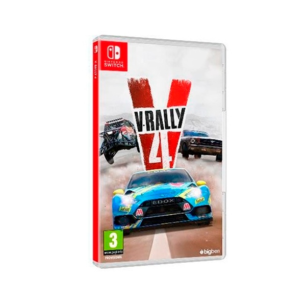 Nintendo Switch VRally 4  Videojuego