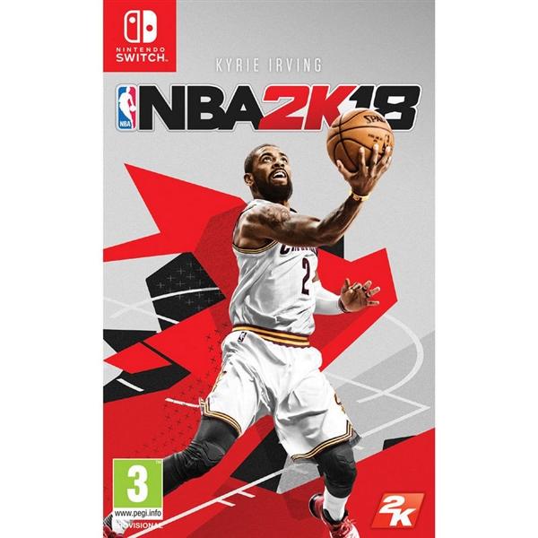 Nintendo Switch NBA 2K18  Videojuego