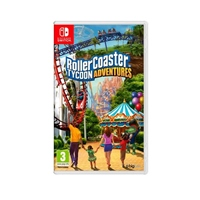 Nintendo Switch Roller Coaster Tycoon – Videojuego
