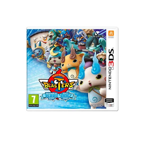 Nintendo 3DS Yo-Kay Watch Blasters: Perro - Videojuego