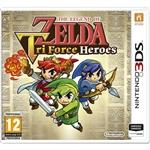 Nintendo 3DS The Legend of Zelda Tri Force Heroes - Juego