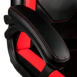 Nitro Concepts C100 Negro  Rojo  Silla
