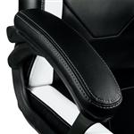 Nitro Concepts C100 Negro  Blanco  Silla