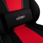 Nitro Concepts E250 negro  rojo  Silla