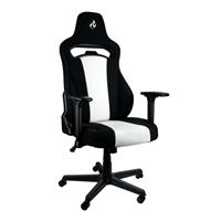 Nitro Concepts E250 Negro  Blanco  Silla
