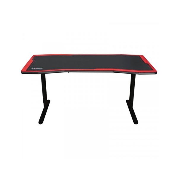 Nitro Concepts D16M Carbon negra roja  Mesa