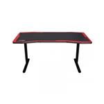 Nitro Concepts D16M Carbon negra roja - Mesa