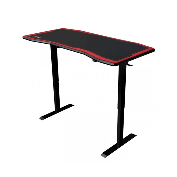 Nitro Concepts D16E Carbon negra roja electrica  Mesa