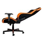 Nitro Concepts S300 Negro  Naranja  Silla