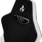 Nitro Concepts S300 Negro  Blanco  Silla