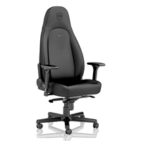 Noblechairs Icon cuero PU Black edition - Silla